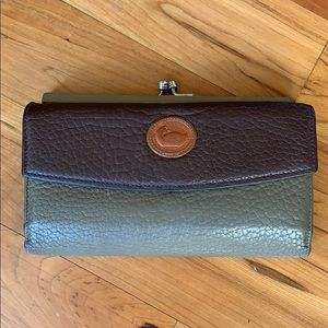 Dooney and Bourke Checkbook Wallet